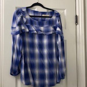 Loft long sleeved shirt